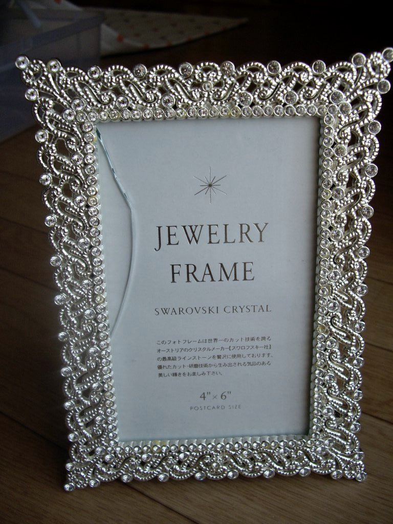 Picture of Replacing Picture Frame Glass With Acrylic