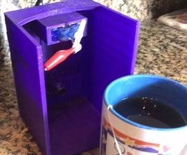 3D Printed Automatic Tea Maker