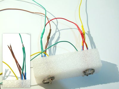 Alarm Stand and Deactivation Circuit: Lights