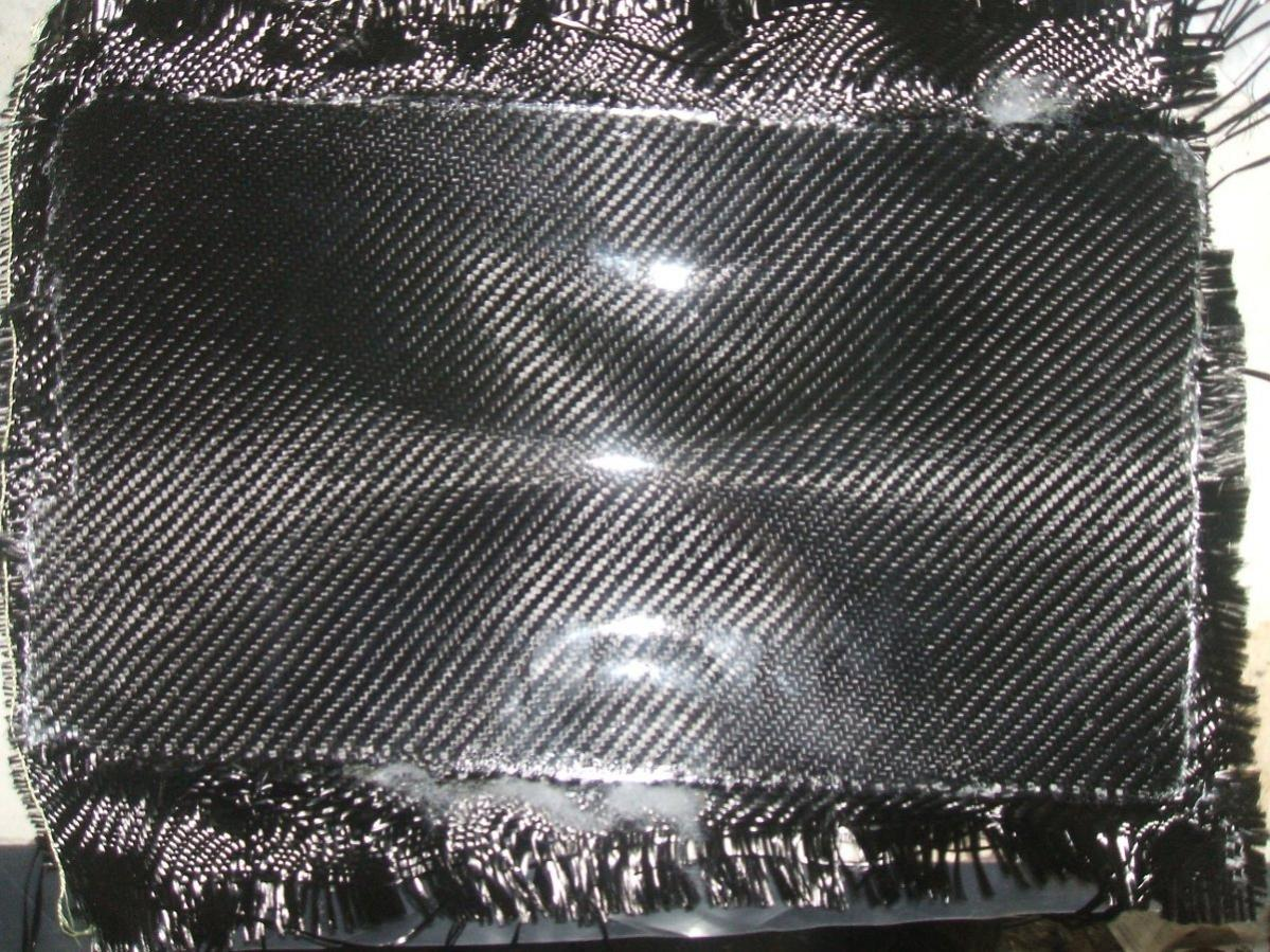 Picture of How to Make Carbon Fibre 7 ( Wet Layup )