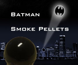 Batman Smoke Pellets