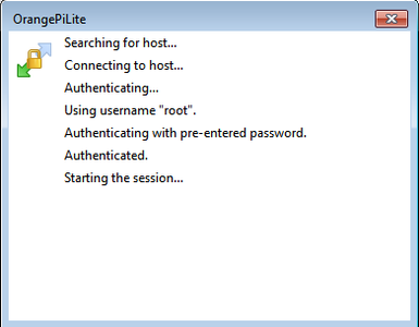 Accessing the OPI Lite Wirelessly - SCP (Secure CoPy)