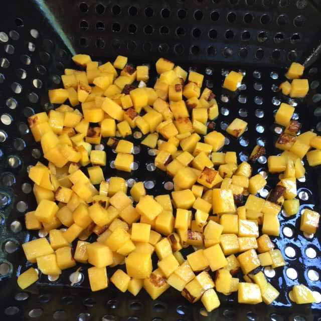 Picture of Preparing the Pasta and Butternut Squash