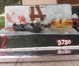 Call of Duty Nazi Zombies Cake