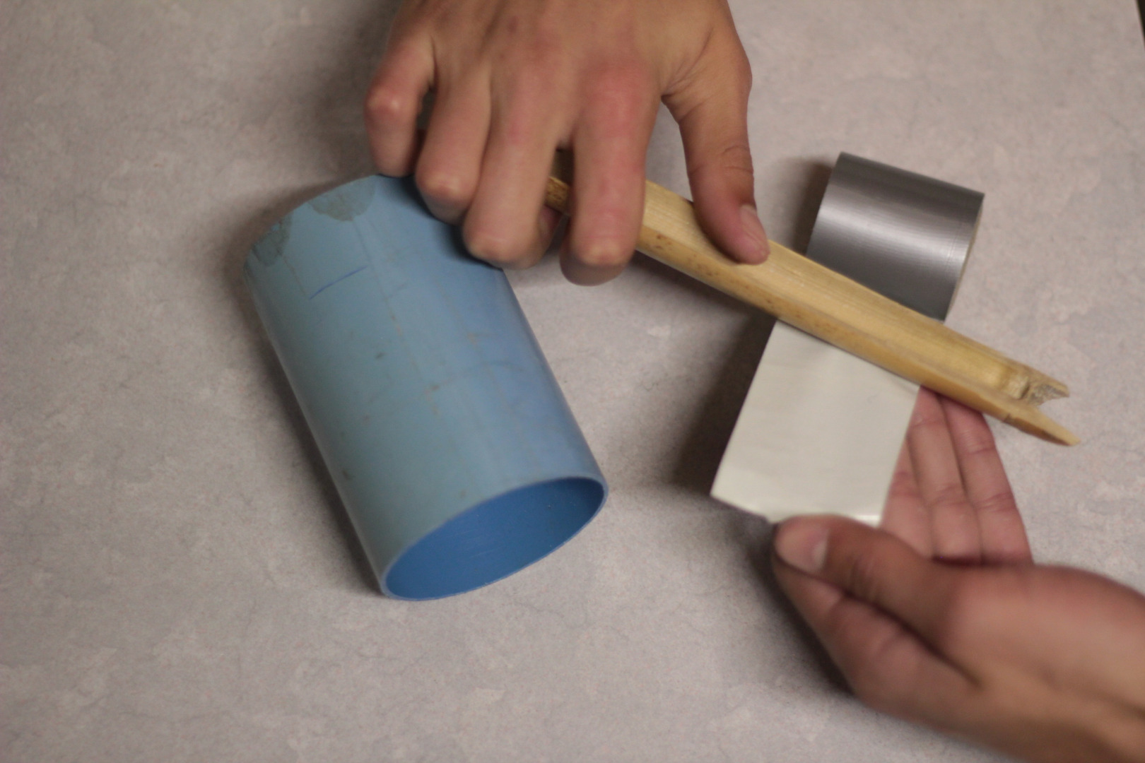 Picture of Duct Tape the Whole Thing Together.