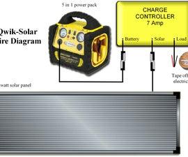 Build a Qwik-Solar Step by Step