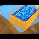DIY Shoebox Treasure Box