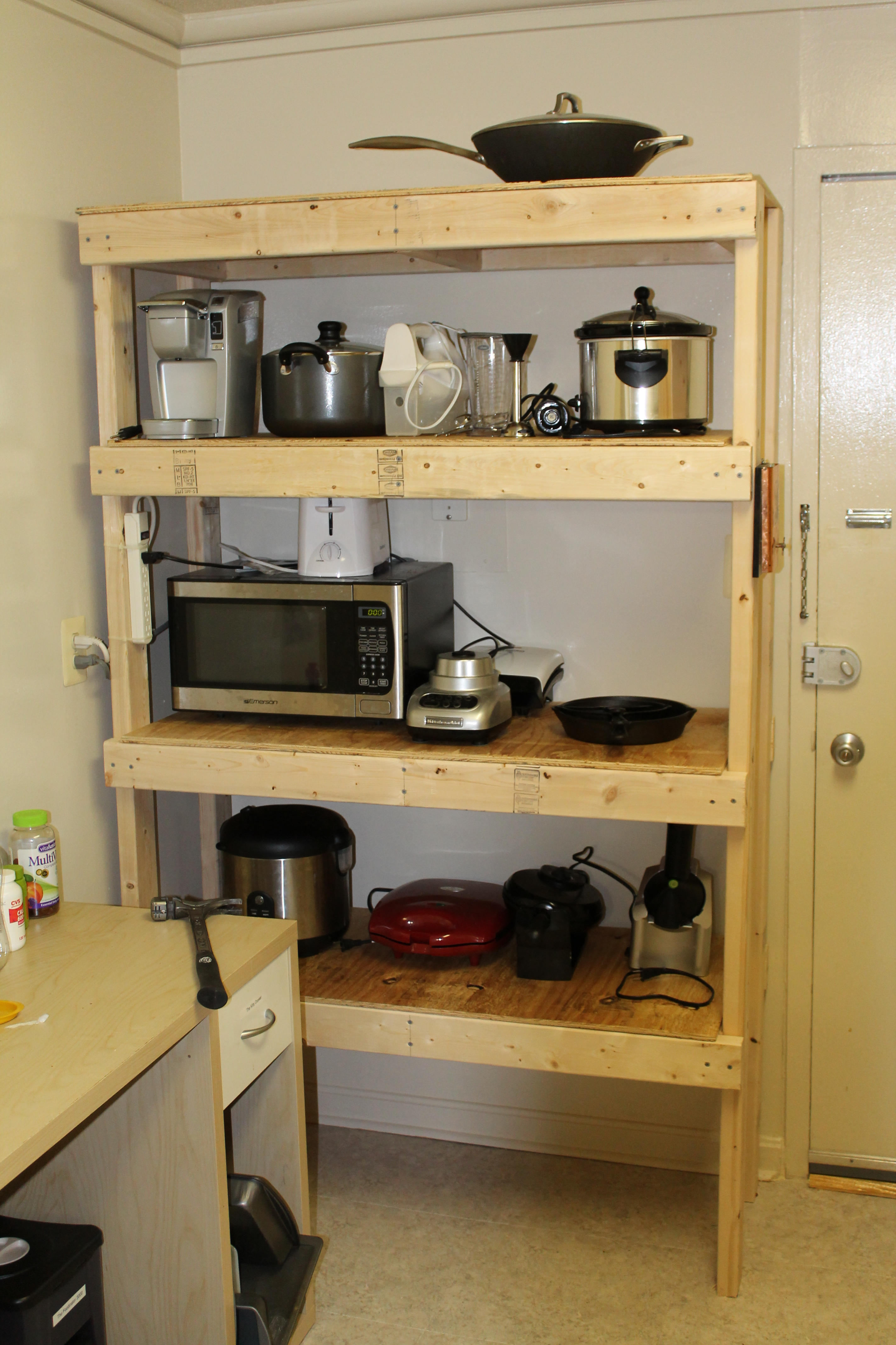 Picture of Cheap Storage Shelves