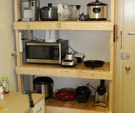 Cheap Storage Shelves