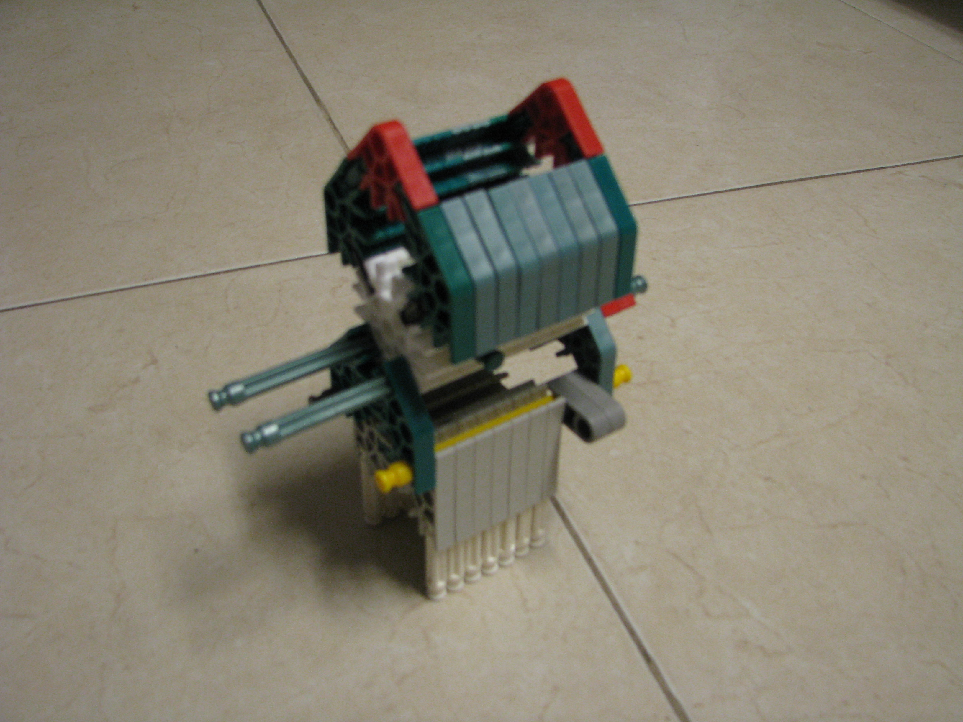 Picture of Knex Gun - Primitive But Best