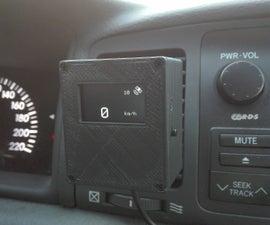 GPS Logger Arduino OLed SD