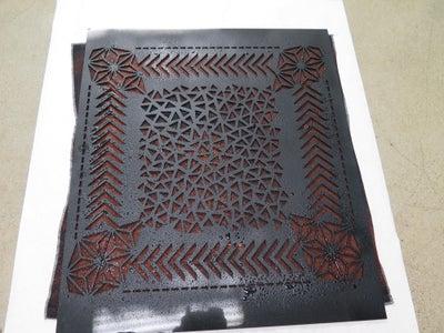 Bleach Print