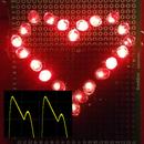 PulseSim - Photoplethysmograph (Heartbeat) Analog Simulator