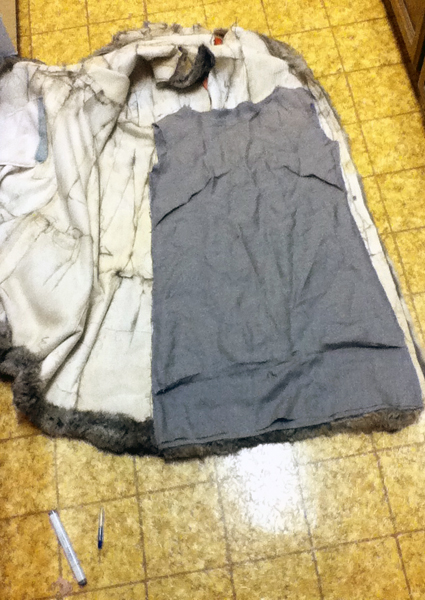 Picture of Make the Dress and Leg Warmers