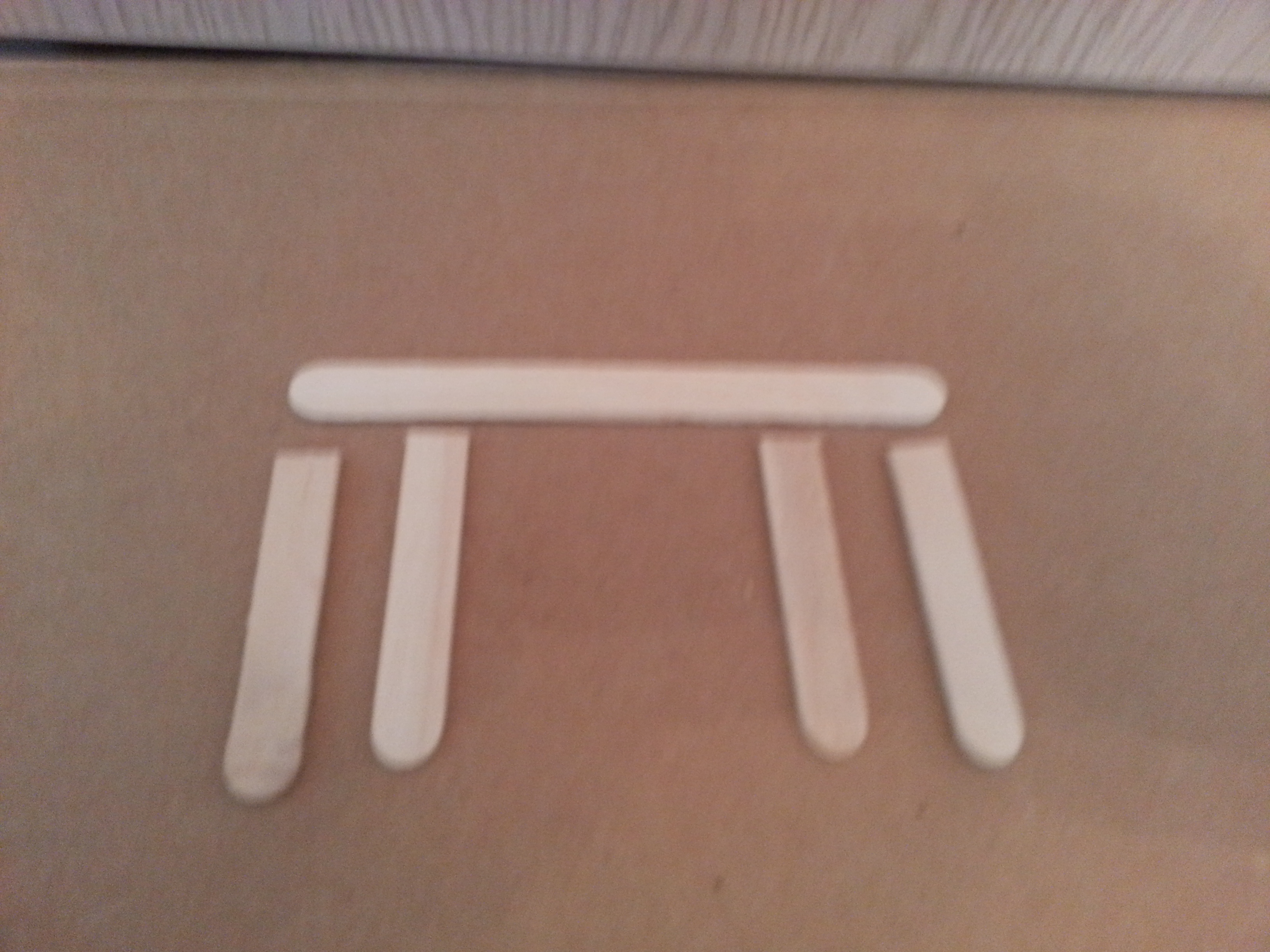 Picture of Cutting Popsicle Stick