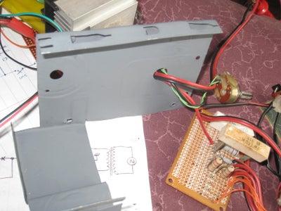 Making the Custom Variable PSU