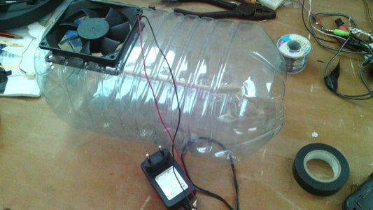 Air Conditioner in Bottle