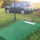 DIY Pitching Mound