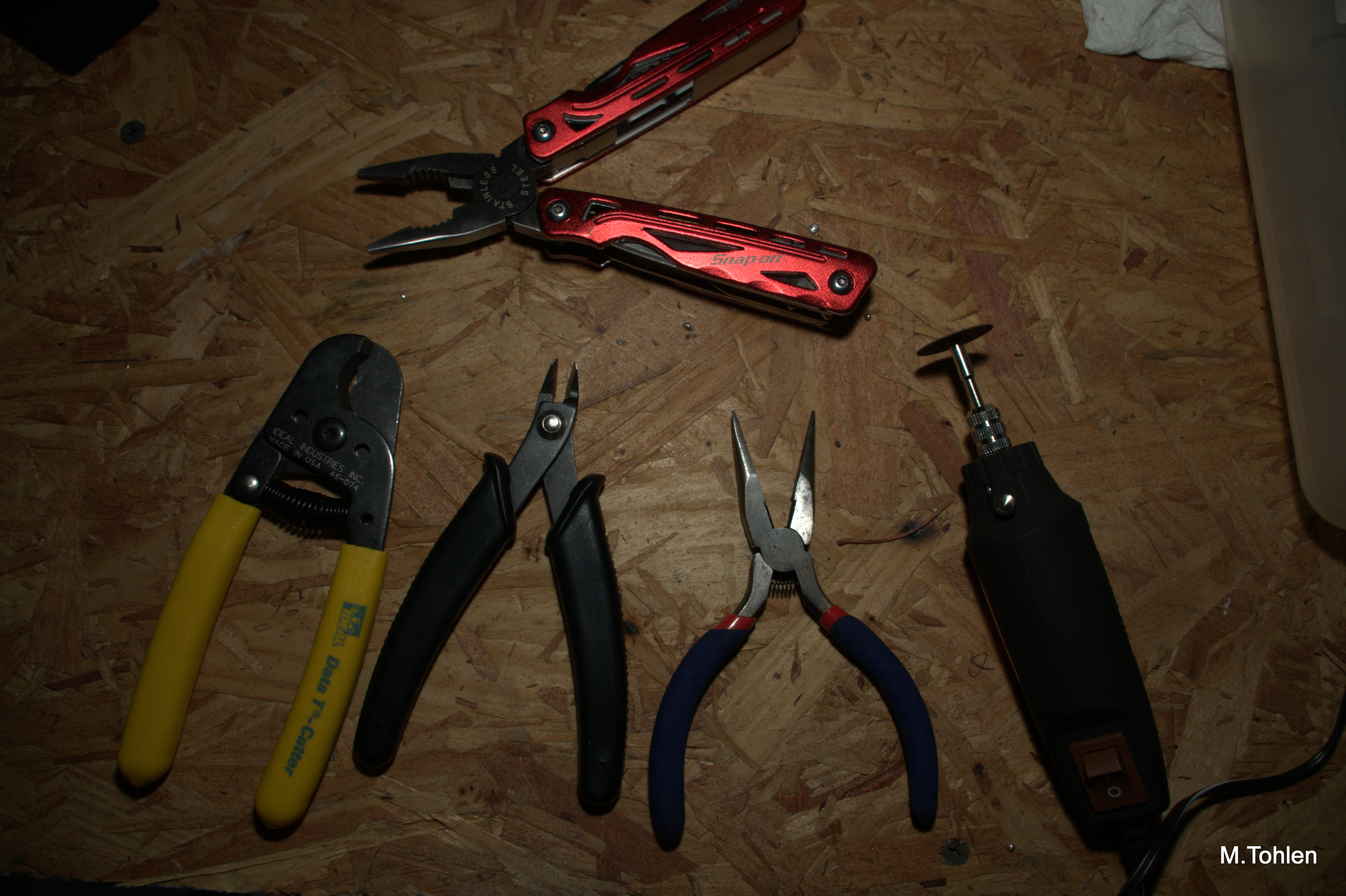 Picture of Parts/Tools