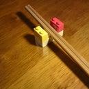 Lego Chopstick Rests