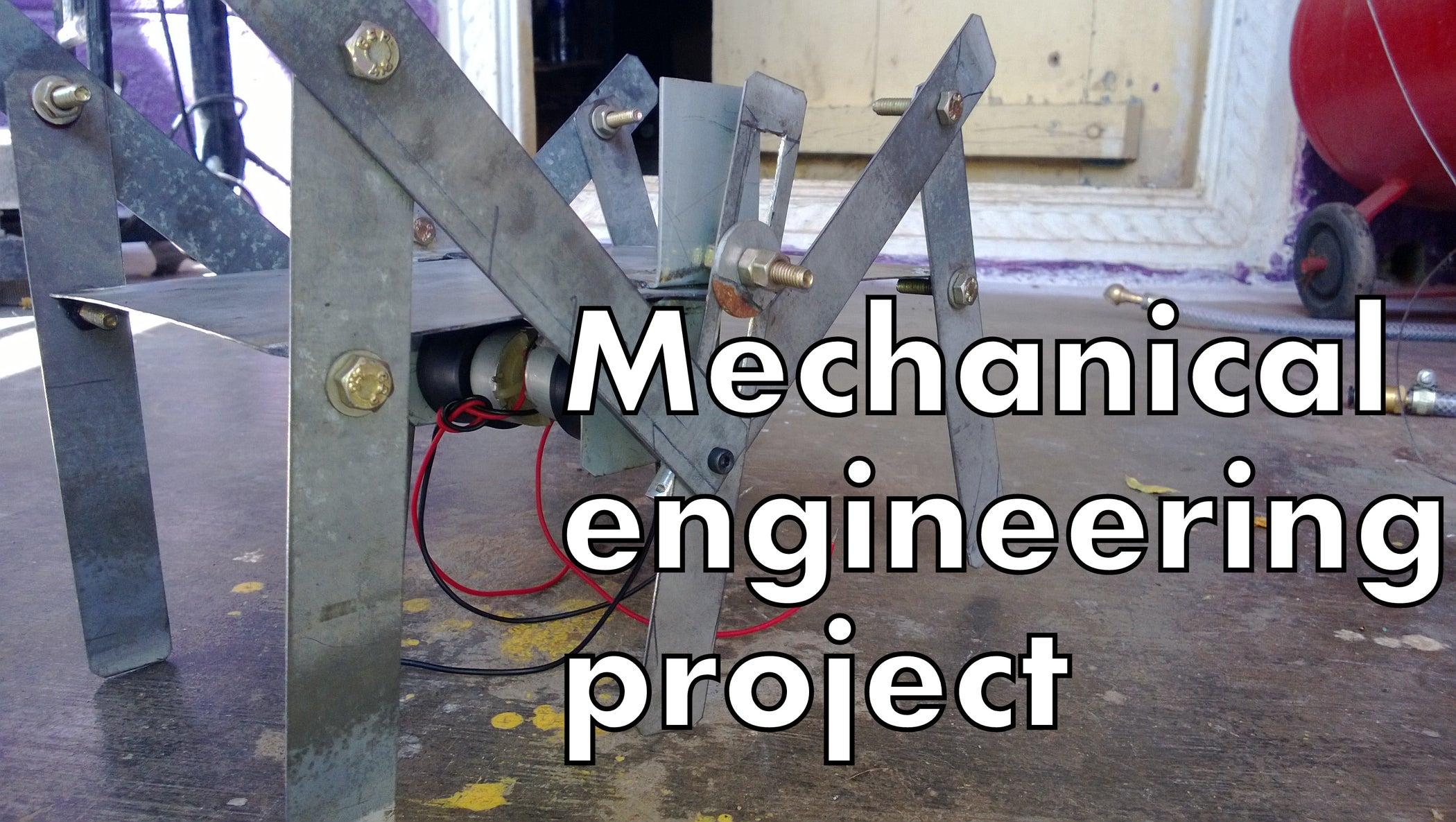 Mechanical engineering projects solutioingenieria Choice Image