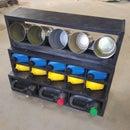 Cubbyhole Cabinet