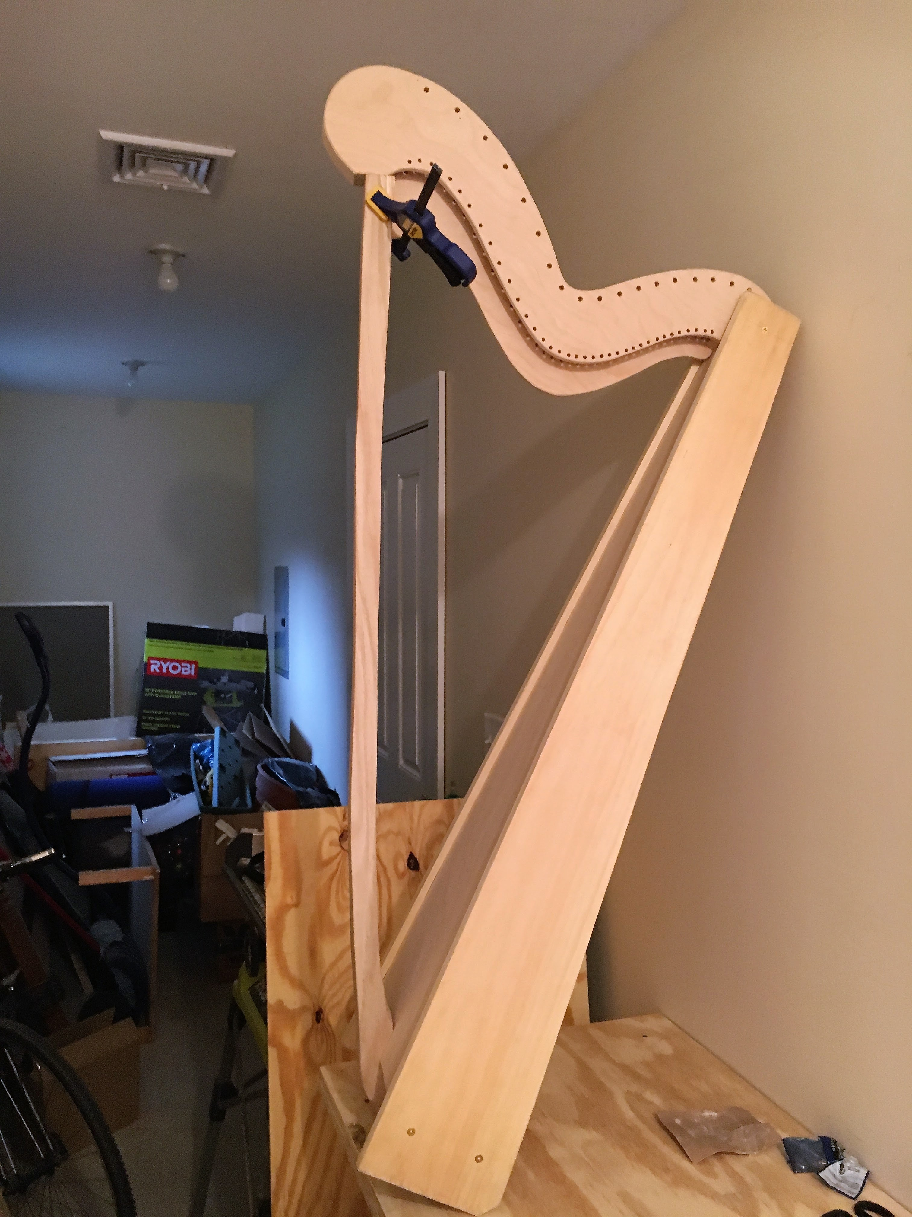 Picture of Dry Fit the Whole Harp