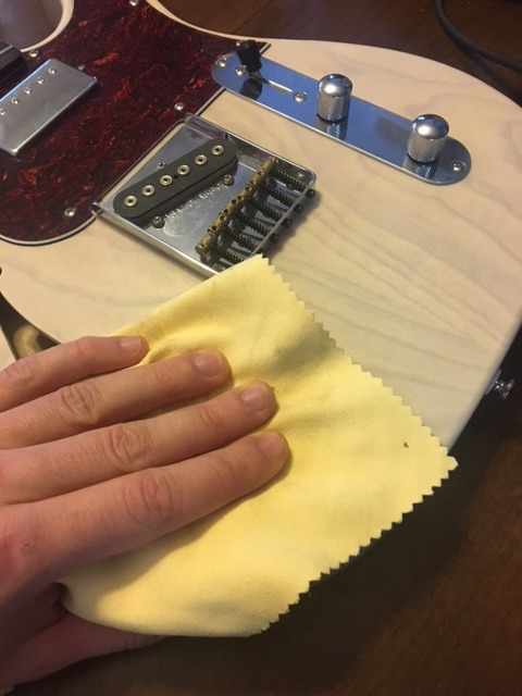Picture of Guitar Wax