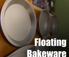 Kitchen Hacks - Floating Bakeware