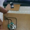 Arduino Thumbstick controlling computer cursor
