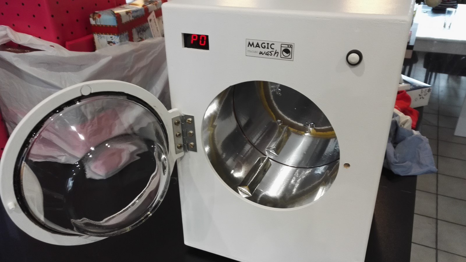 Picture of Making a Motorized Washing Machine for Children With Arduino