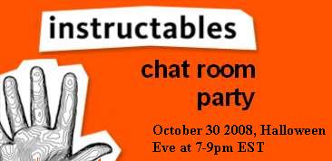Picture of Instructables Chatroom Party...Again!