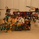 K'nex Halo Falcon guide