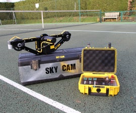SKY CAM an Aerial Camera Solution