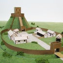 How to Make a Motte & Bailey Castle