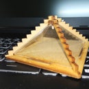 NFU Dream Maker Project: Holographic Projection Pyramid