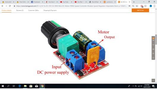 Links to Buy Ready Made Modular Circuit