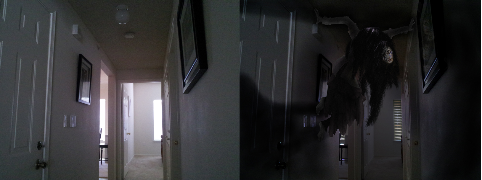Picture of Haunted Hallway!