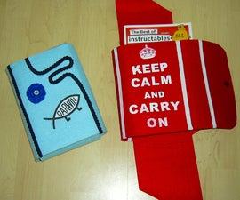 Make a protective Bag for Books