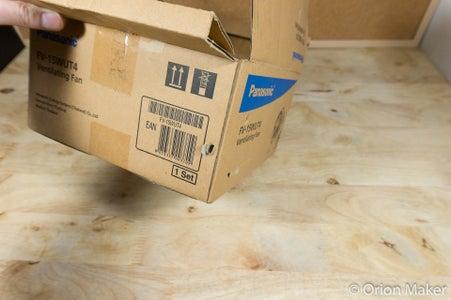 Prepare the Box