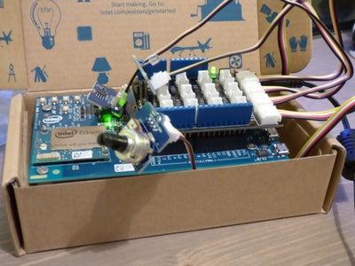 Preparing the Edison Client - the Circuit