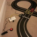 Switch Controlled Scalextric No3