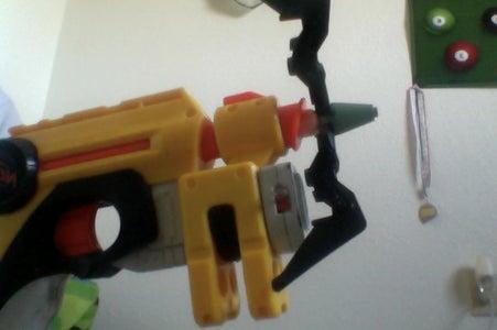 How to Make a Nerf Grapple Gun