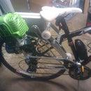 Propane Powered Bike