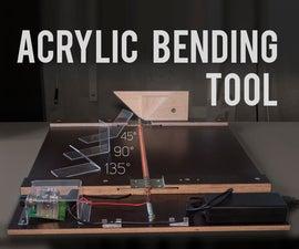 Acrylic Bending Tool