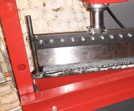 Quick n fast press brake
