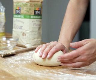 Egg-Free Semolina Dough