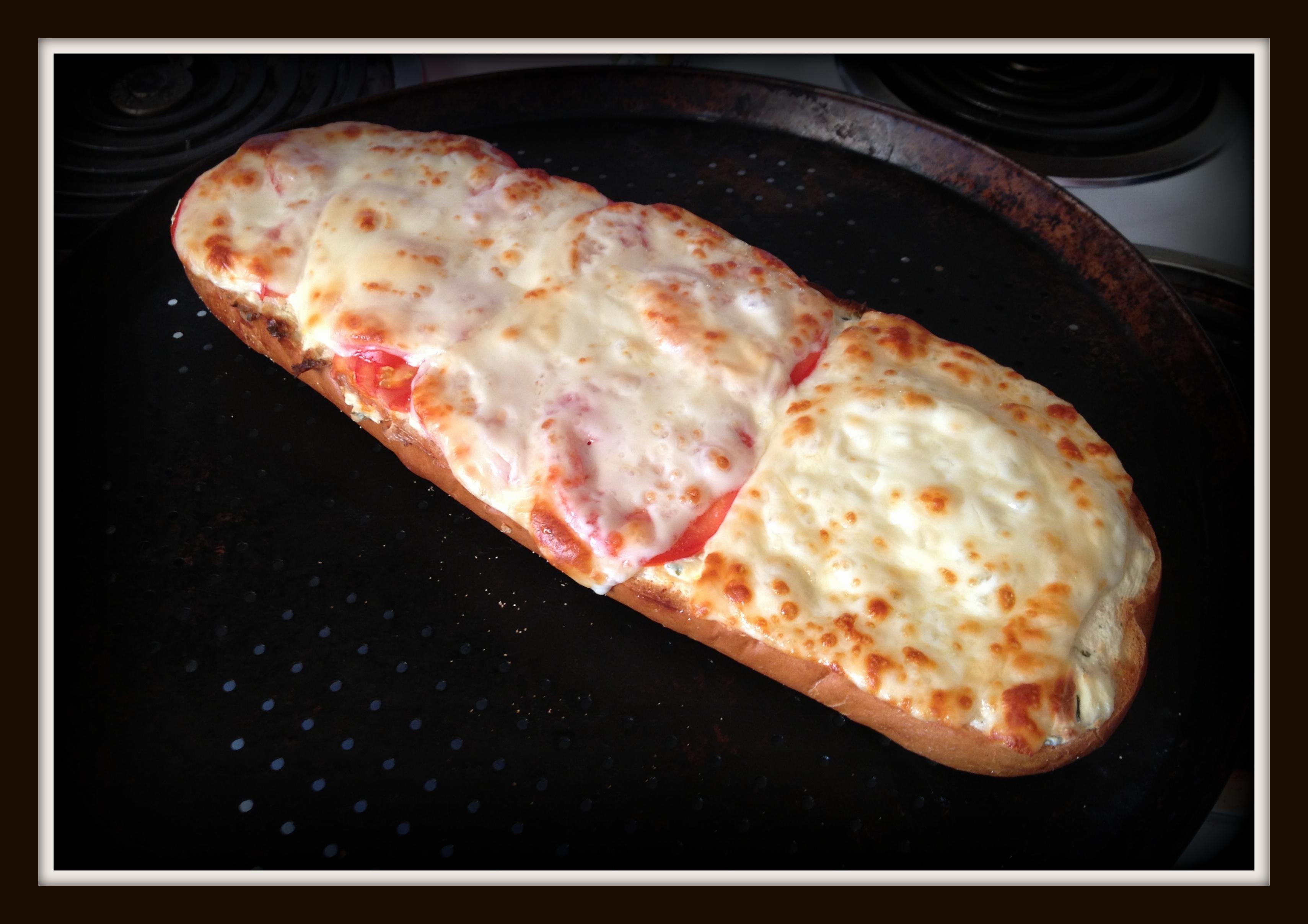 Picture of Cheesy Tomato Bread