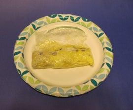 Omelette in a Zip Bag