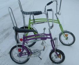 Build a Swing Bike